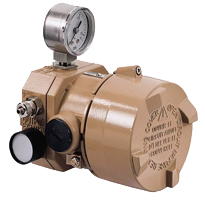 Electropneumatic Converter for Direct Current Signals i/p Converter